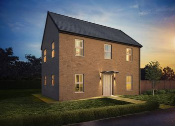 Thumbnail 4 bed detached house for sale in Grafton Road, Bizlincote
