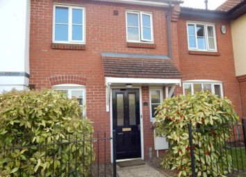 Thumbnail 2 bed terraced house to rent in Vane Close, Dussindale, Norwich