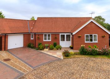 Thumbnail 3 bed bungalow for sale in Mill Street, Necton, Swaffham