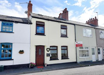 Thumbnail 3 bed terraced house for sale in Charles Street Brecon, 7Hf