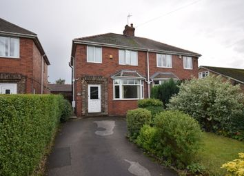 Thumbnail 3 bed semi-detached house for sale in Sutton Lane, Sutton, Knottingley