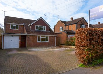 Thumbnail 4 bed detached house for sale in Harts Leap Road, Sandhurst