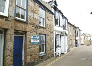 Thumbnail 2 bed terraced house for sale in South Cliff, Mousehole, Penzance