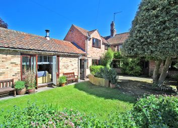 Thumbnail 4 bed cottage for sale in Main Street, Lowdham, Nottingham