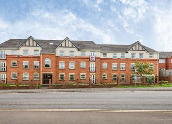 Thumbnail 2 bed flat for sale in Stephenson Way, Hednesford, Cannock, Staffordshire