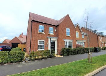 Thumbnail 4 bed detached house for sale in Nightingale Avenue, Warwick