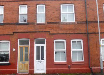 3 bed terraced house to rent in Algernon Street, Warrington WA1
