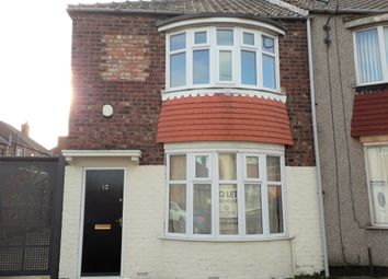 Thumbnail 3 bed semi-detached house to rent in Wake Street, Middlesbrough