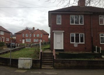 Thumbnail 2 bed semi-detached house to rent in Newhouse Road, Bucknall, Stoke-On-Trent