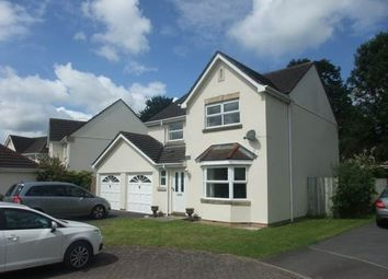 Thumbnail 5 bed property to rent in Ffordd Y Briallu, Abergwili, Carmarthenshire