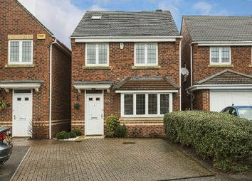 Thumbnail 4 bed detached house to rent in Deardon Way, Shinfield, Reading