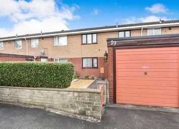 Thumbnail 3 bed terraced house for sale in St. Lukes Road, Stretton, Burton-On-Trent