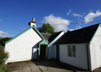 Thumbnail 3 bedroom bungalow for sale in Craignavie Road, Killin