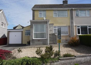 Thumbnail 3 bedroom semi-detached house to rent in Lea Combe, Axminster, Devon