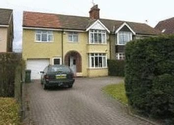 Thumbnail 3 bed detached house to rent in Quemerford, Calne