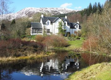 Thumbnail 7 bed detached house for sale in Glenloy, Banavie, Fort William