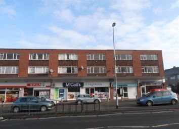 Thumbnail 2 bed flat to rent in West Way, Highfields, Stafford