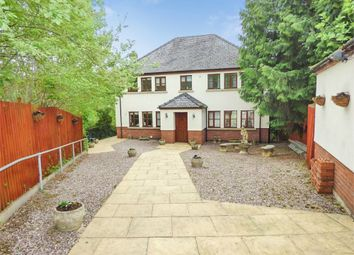 Thumbnail 5 bed detached house for sale in Mount Street, Welshpool, Powys