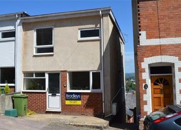 Thumbnail 3 bed end terrace house for sale in Bowden Hill, Newton Abbot, Devon