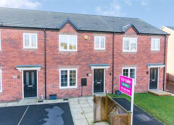 Thumbnail 3 bed town house for sale in Albert Court, Great Preston, Leeds
