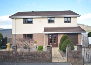 Thumbnail 4 bed detached house for sale in Woodlands Terrace, Neath