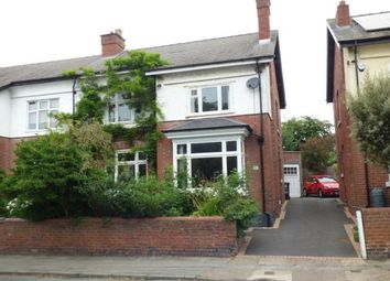 Thumbnail 3 bed semi-detached house for sale in Princes Avenue, Walsall, West Midlands
