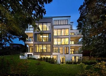 Thumbnail 3 bed flat for sale in Hampstead, Hampstead