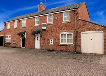 3 bed semi-detached house to rent in Longdown Mews, Aylesbury, Buckinghamshire HP19