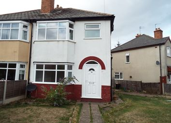 Thumbnail 3 bed semi-detached house to rent in The Crescent, Wolverhampton