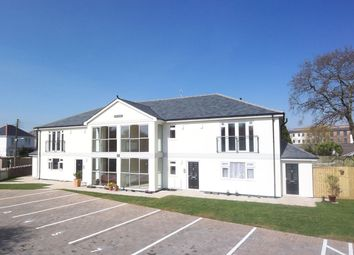 Thumbnail 2 bed flat for sale in Horn Lane, Plymstock, Plymouth, Devon