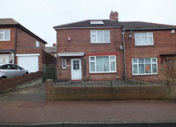 Thumbnail 2 bedroom semi-detached house for sale in Springhill Gardens, Benwell, Newcastle Upon Tyne