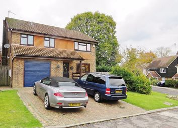 Thumbnail 4 bed detached house for sale in Wells Meadow, East Grinstead
