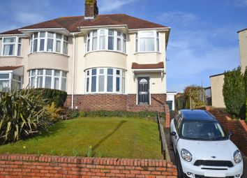 Thumbnail 3 bed semi-detached house for sale in Stunning Extended House, Ridgeway Avenue, Newport
