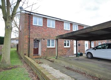 Thumbnail 2 bed property to rent in Seven Oaks Close, Romford