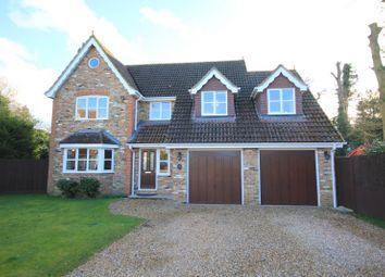 Thumbnail 5 bed detached house for sale in Lacewood Gardens, Reading