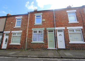 Thumbnail 2 bedroom terraced house to rent in Barningham Street, Darlington