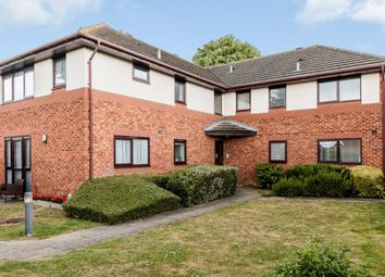 Thumbnail 1 bed flat for sale in Spencer Court, Hornchurch, London
