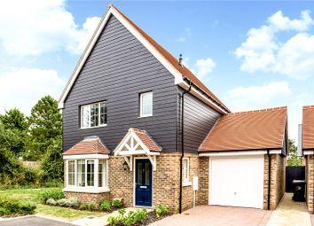 Thumbnail 3 bedroom detached house for sale in Palmer Close, Elsenham, Essex