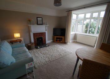 Thumbnail 1 bed flat to rent in Saunton Road, Braunton