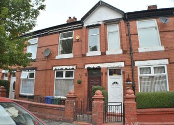 Thumbnail 2 bed terraced house to rent in Thornton Road, Fallowfield, Manchester