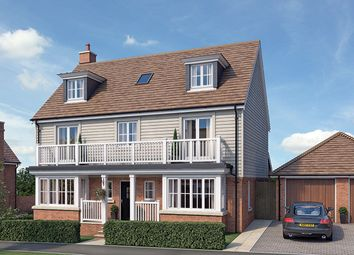 "Thumbnail 5 bed property for sale in ""The Castleton"" at Rocky Lane, Haywards Heath"