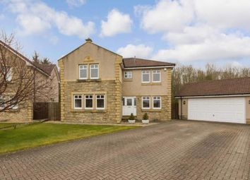Thumbnail 4 bedroom detached house for sale in Stanley Gardens, Glenrothes, Fife, United Kingdom