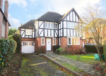 Thumbnail 4 bed detached house to rent in Ashbourne Close, London
