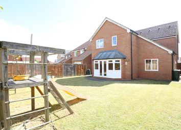 Thumbnail 4 bed detached house to rent in Forum Way, Ashford