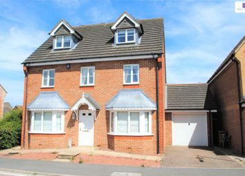 5 bed detached house for sale in Royce Grove, Leavesden, Watford WD25