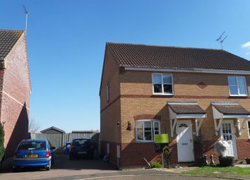 Thumbnail 2 bed semi-detached house to rent in Poppy Close, Worlingham, Beccles