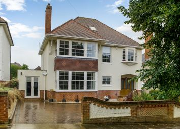 Thumbnail 4 bedroom detached house for sale in Carmarthen Avenue, Drayton, Portsmouth