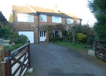 Thumbnail 4 bed semi-detached house for sale in Nutkins Way, Chesham