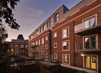 Thumbnail 2 bed flat for sale in Landmark Court, 30 Queens Road, Weybridge, Surrey