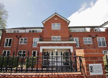 Thumbnail 2 bed flat for sale in Apartment 8, Queensway Lodge, Poulton-Le-Fylde, Lancs